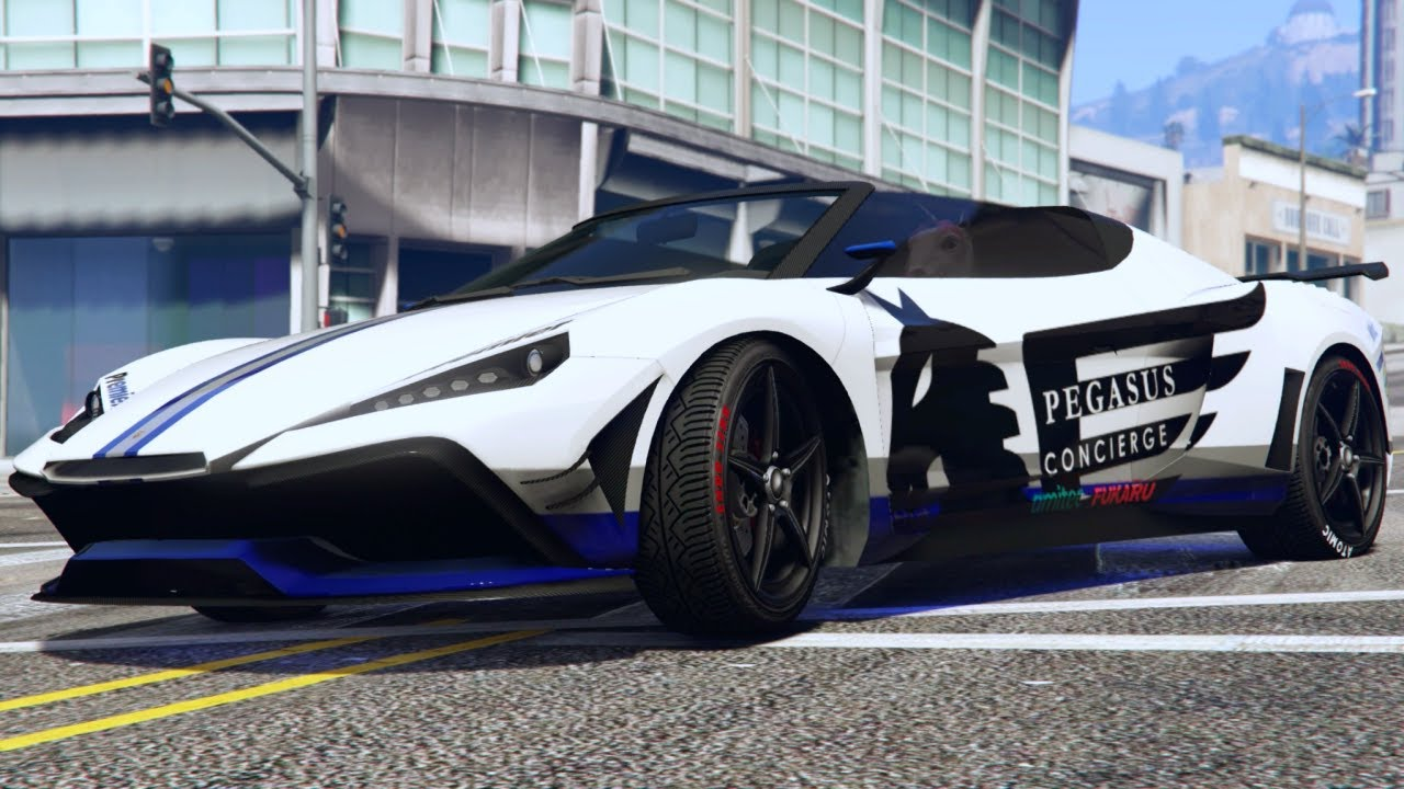 Customize Your Car Online >> Buying Customizing The New Pegassi Zorrusso Gta 5 Online