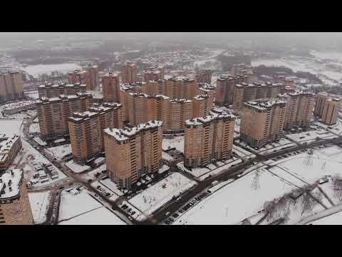 """ЖК """"Московские Водники"""" 2019  в 4К"""