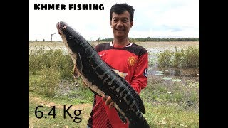 Wow khmer Fishing Videos by hand-Best Fishing hunter Videos-How to Catch Big Fish-Top Fishing Videos