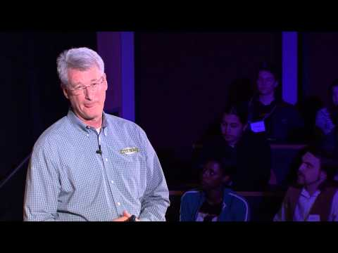 Energy Efficient Homes: Scott Bergford at TEDxTheEvergreenStateCollege