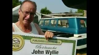 Publishers Clearing House August 31st, 2012
