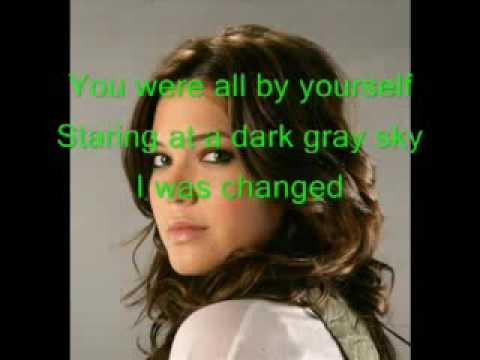 MANDY MOORE - CRY (KARAOKE)