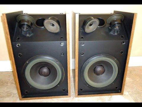 Bose 301 Series II L/R Speakers