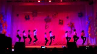 Фестиваль детского танца UNI-GYM-Пенза. Часть 1 (первый год обучения). 01/06/2014