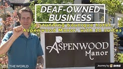 Deaf Rental Business: Aspenwood Manor Located In Provo, Utah