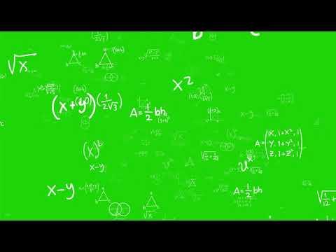 SCIENCE CALCULATION MATH CALCULATION MEME GREEN SCREEN