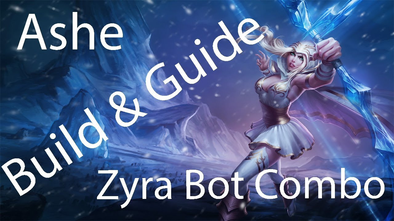 Ashe Pro Builds, Guides, Stats, Runes, Masteries ...