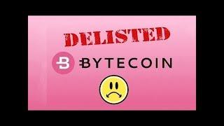 #201 - Binance xóa BCN + 3 đồng khác / Bittrex xóa BTS + 2 / Crypto sẽ nhỏ lại / SpankChain Hack