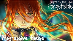 Nightcore → Forgettable (Lyrics)
