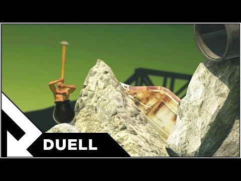 LIVE PÅ TILT #2: Duellen runde 1 - Getting Over It