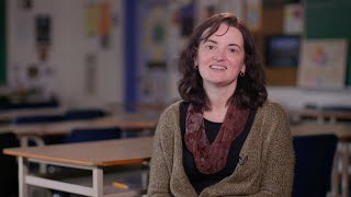 Gratitude Mirrors School Program: Testimonial from Notre Dame College School