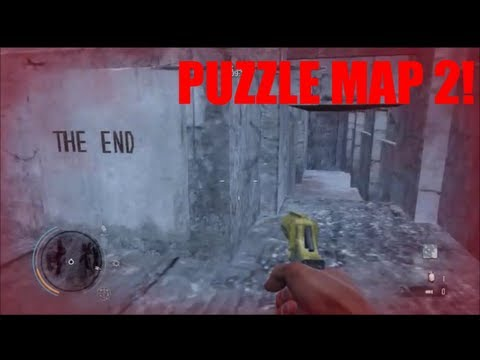 far cry 3 custom map fun #54: Puzzle Map 2!