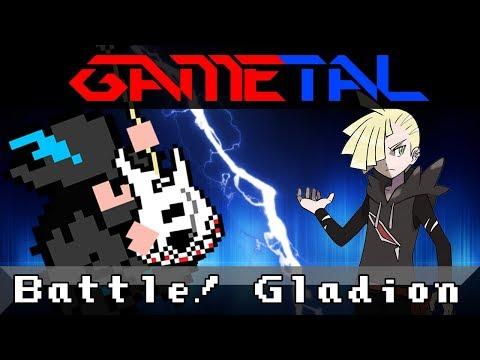 Battle! Gladion (Pokémon Sun & Moon) - GaMetal Remix