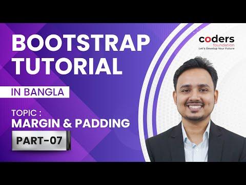 Bootstrap 4 [#7] Margin & Padding