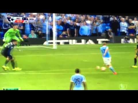 Kevin De Bruyne Goal vs West Ham