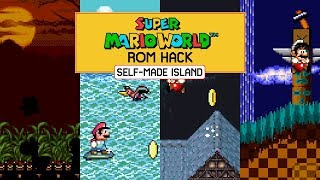 Super Mario World: The Lost Adventure - Episode 3 | Hack of Super Mario World (2015) [PREVIEW]