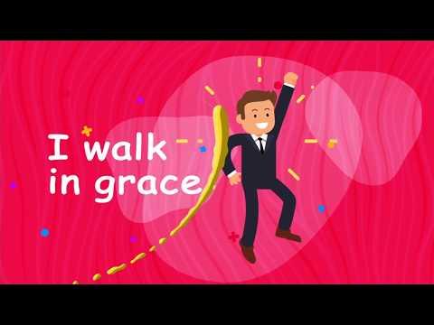 Josh Laryea (Ts3Ataa)  - Grace Abounds (Animated Video)