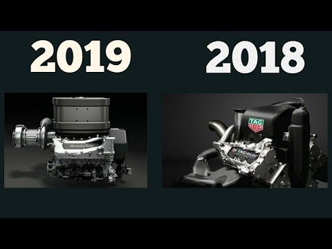 2019 VS 2018 F1 ENGINE COMPARISON #BRINGTHEHYPE