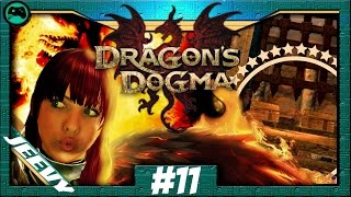 Dragon's Dogma: Dark Arisen | Schatzkammer im Grabenbruch #11 | PC Lets Play deutsch | Facecam