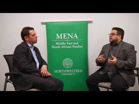 Bassam Haddad & Brian Edwards discuss Middle East studies & public scholarship