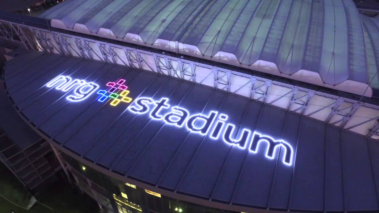 Houston Sign Company National Signs - Houston Texas - NRG Stadium - Roof Signage - YouTube : national sign and lighting - azcodes.com