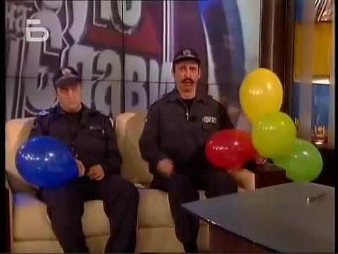 Шоуто на Слави: скеч на Краси Радков и Виктор Калев