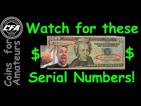 What Is A Birthday Note? Special Date Serial Numbers! What Is A Birthday Note Worth?  Should I Keep?