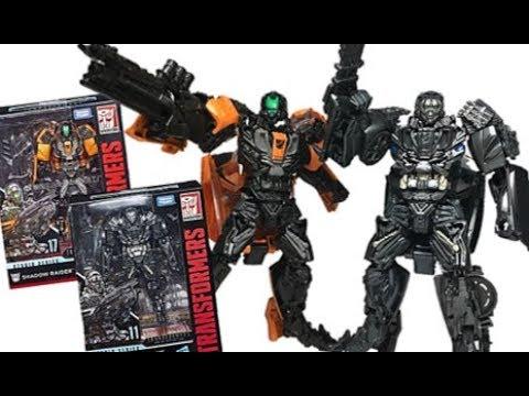 Transformers Studio Series Lockdown & Shadow Raider Deluxe