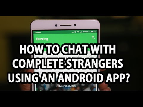 Dating chat with strangers