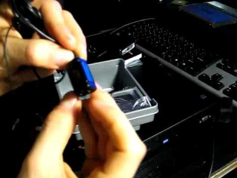 LG KU990 Viewty Unboxing