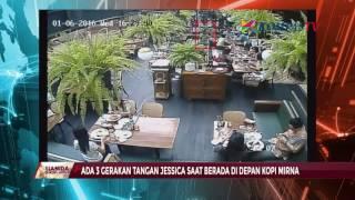 Membedah Gerakan Jessica di CCTV - Sianida di Kopi Mirna