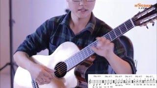[Level 1] Bài 7: 18 nốt nhạc trên thế tay thứ nhất