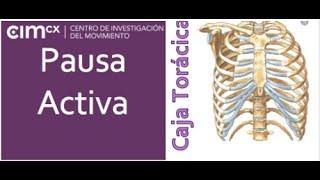 7. PAUSA ACTIVA: Caja Torácica