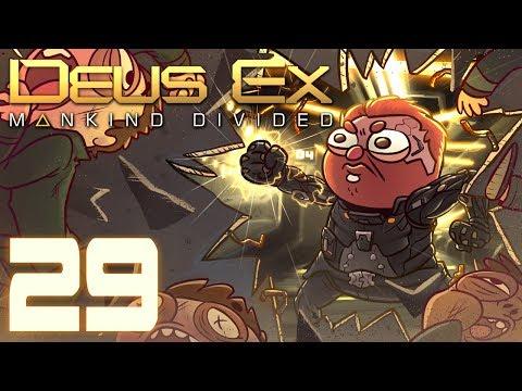 Deus Ex: Mankind Divided [Part 29] - GARM