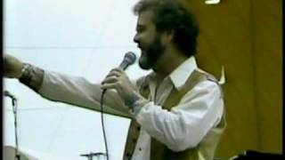 "Razzy Bailey LIVE 1982 Fan Fair: # 1 hit ""She Left Love All Over Me"""