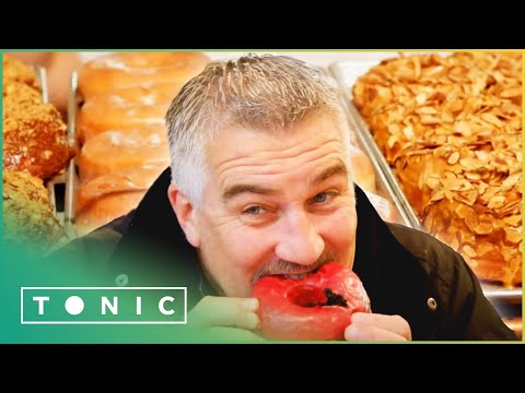 New York Doughnuts Are A Whole Other Level! | Paul Hollywood's City Bakes | Tonic