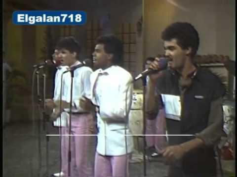 ALEX BUENO (video 80's) Colegiala – MERENGUE CLASICO