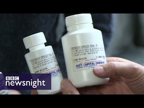 The cost of the curing Hepatitis C - BBC Newsnight