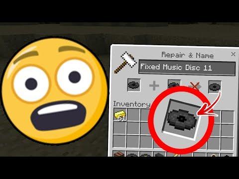 How to fix BROKEN Disc 11 in Minecraft...