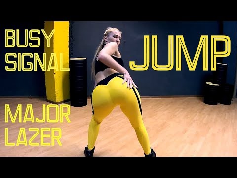 MAJOR LAZER   JUMP ft BUSY SIGNAL