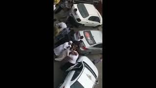 فيديو.. مشاجرة بين مصري وباكستاني في السعودية