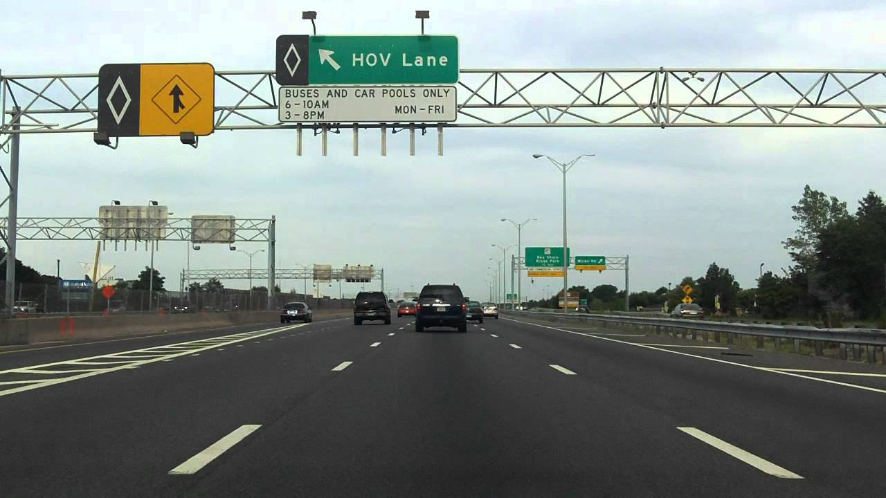 Long Island Expressway Exits In Queens