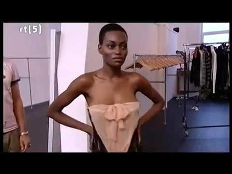 Holland's Next Top Model S01 E02 Part 3