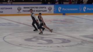 2017 Russian Jr Nationals - Sofia Shevchenko / Igor Eremenko SD