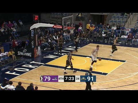 Georgios Papagiannis (12 points) Highlights vs. Fort Wayne Mad Ants