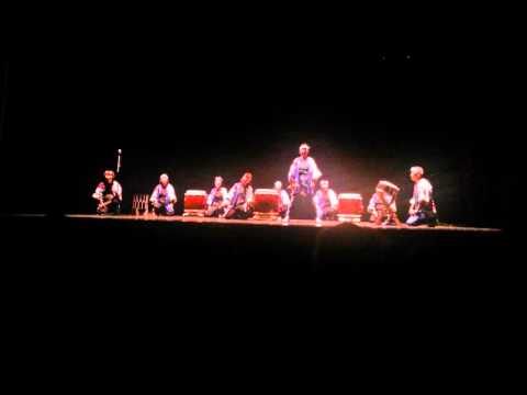 Kottsu Japan performance Japan Week Helsinki FInland Savoy Theater 23.10.2015