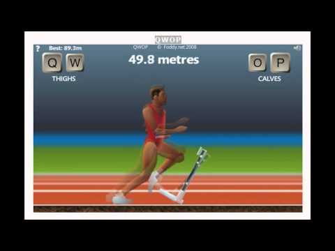 QWOP Running Tutorial