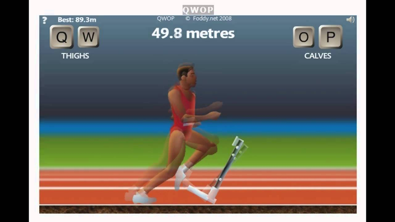 Qwop running tutorial youtube ccuart Image collections