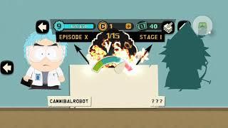 South Park Phone Destroyer Episode 10 Stage 1 Robin Tweek