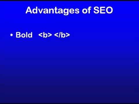 11 - SEO Education 101 Keyword Highlighting
